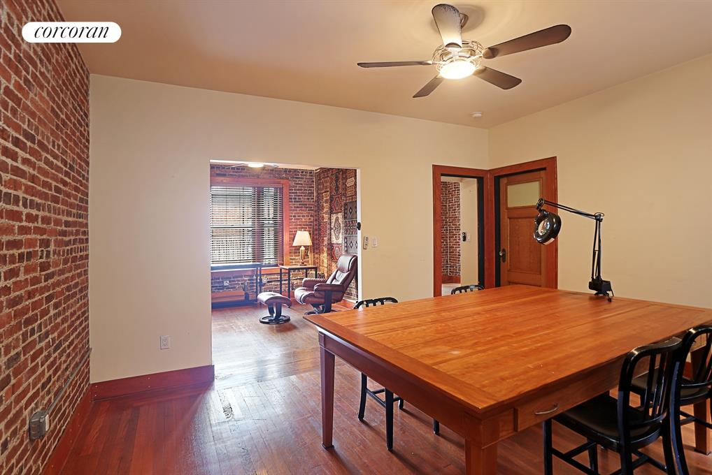 464 West 152nd Street, 2, Dining Room
