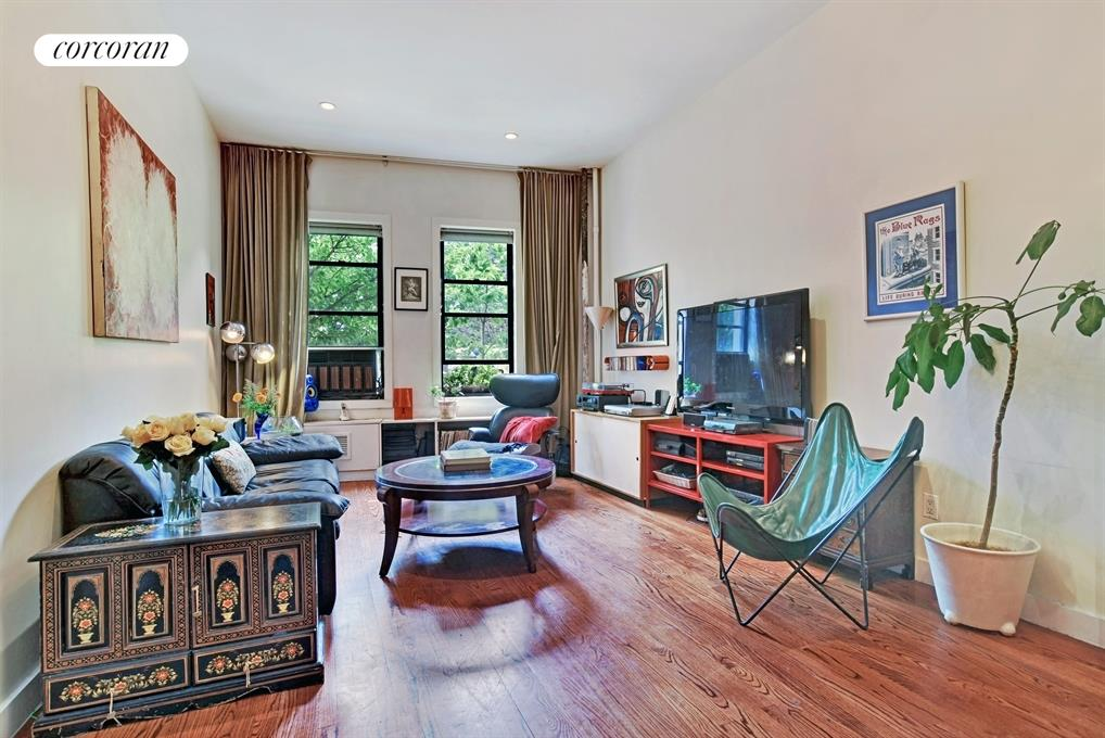 125 Eastern Parkway, 1A, Modern design elements...