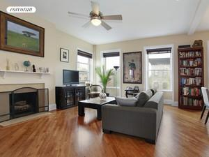 388 Clinton Street, 4, Living Room