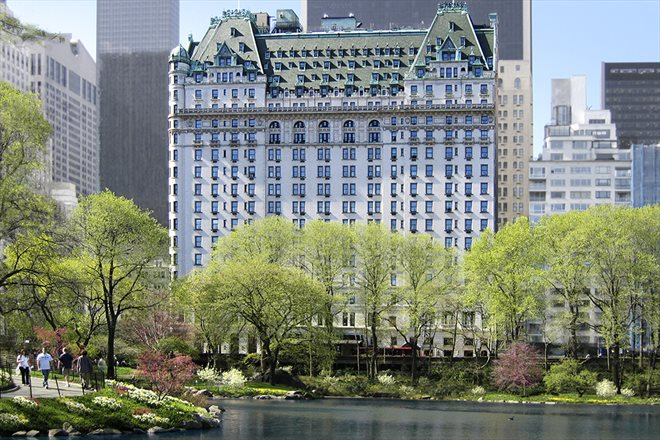 1 Central Park South, 409, Day Exterior