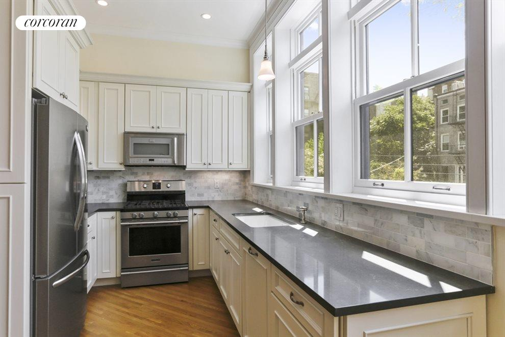 New York City Real Estate | View 198 Warren Street, #Triplex | Kitchen