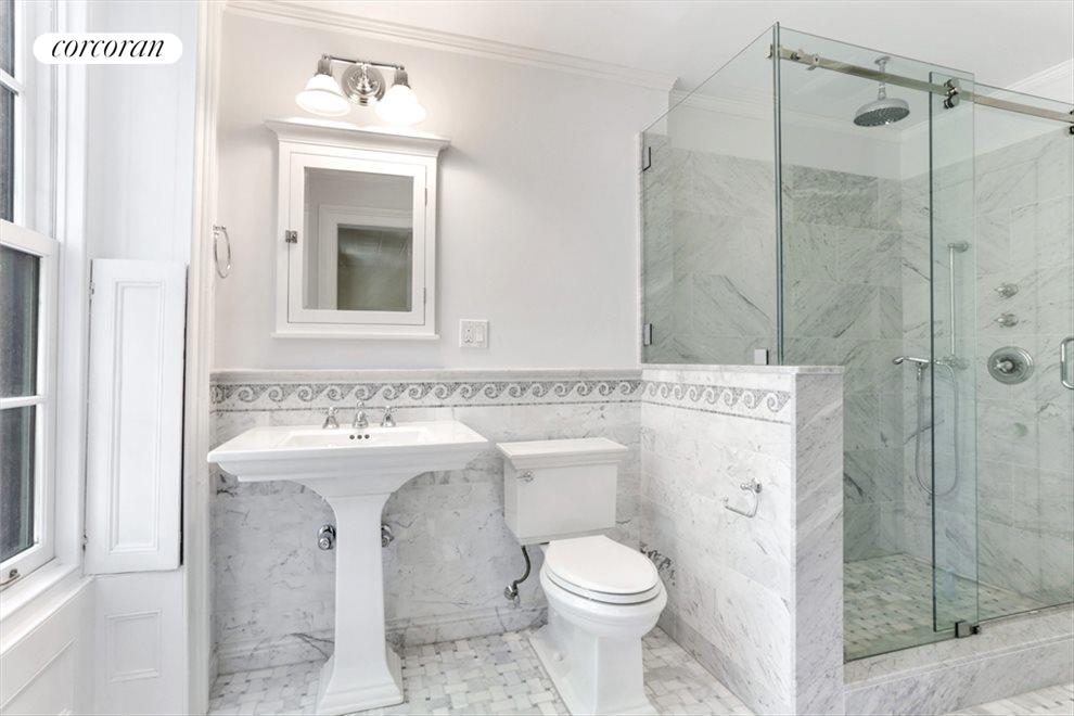 New York City Real Estate | View 198 Warren Street, #Triplex | Bathroom