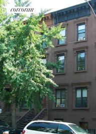 116 West 131st Street, tree-lined street