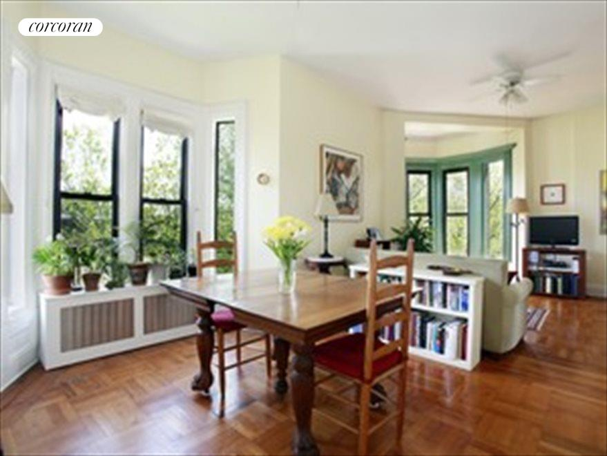 New York City Real Estate | View 412 11th Street, #4L | 2 Beds, 1 Bath