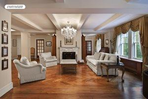 575 Park Avenue, 104, Living Room