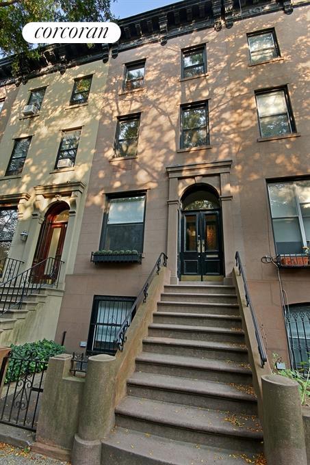Corcoran 371 Clinton Street Carroll Gardens Real Estate