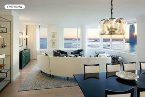 212 WARREN ST, Apt. 21C, Battery Park City