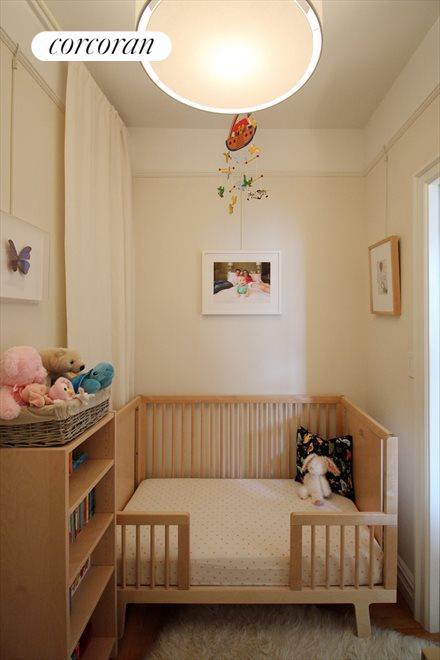 Walk-in Closet/Nursery