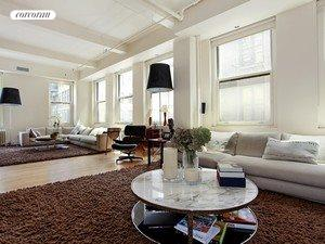 144 West 27th Street, 9R, Living Room