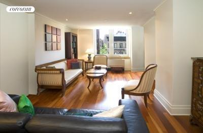 300 East 77th Street, 6A, Living Room