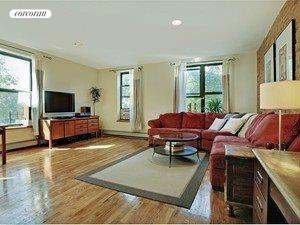 1405 8th Avenue, 2A, Living Room