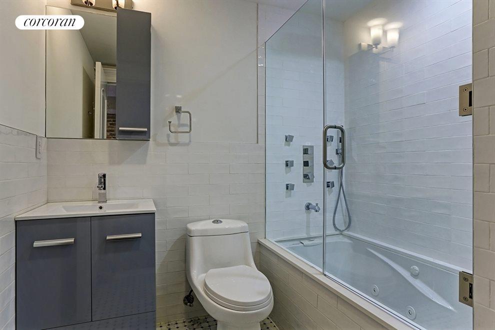 Garden Unit Bathroom