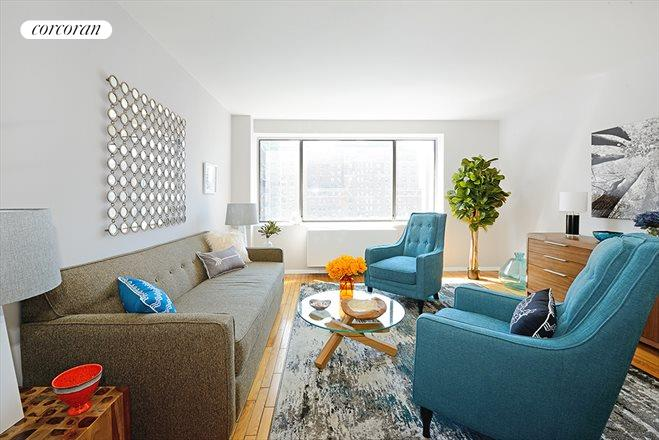 211 West 71st Street, 8B, Living Room