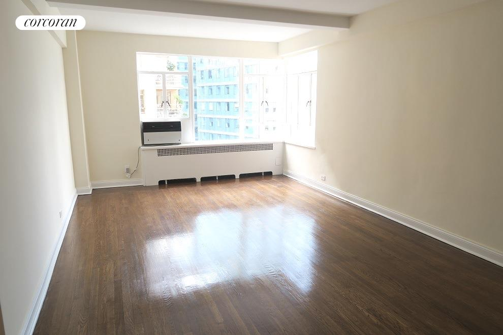 240 Central Park South, 14G, Living Room
