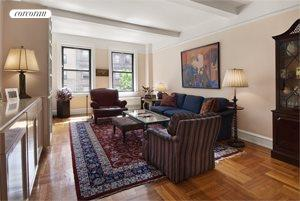 171 West 79th Street, 41, Living Room
