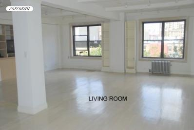 60 West 68th Street, 7ABG, Living Room
