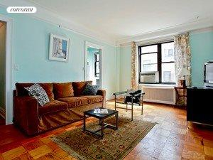 250 West 75th Street, 9D, Living Room