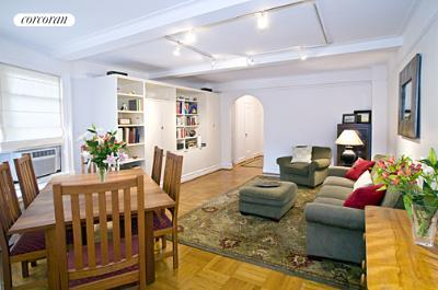 35 West 92nd Street, 5G, Living Room