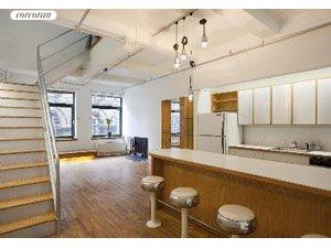 14 East 4th Street, 818, Open Living and Kitchen