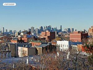 20 Jackson Place, 3B, Roof Deck View