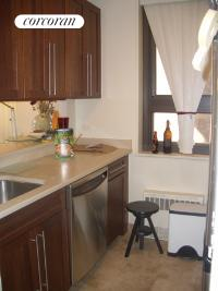 347 West 57th Street, 23F, RENOVATED WINDOWED KITCHEN