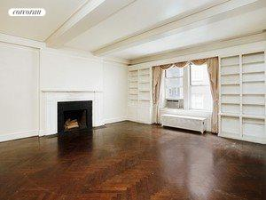 Living Room 86th Street corcoran, 115 east 86th street, apt. 54, carnegie hill real estate