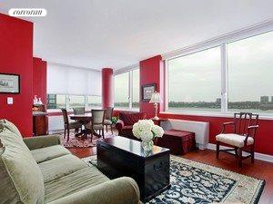 100 Riverside Blvd, 12N, Living Room