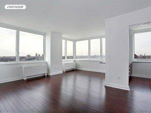 100 Riverside Blvd, 30B, Living Room