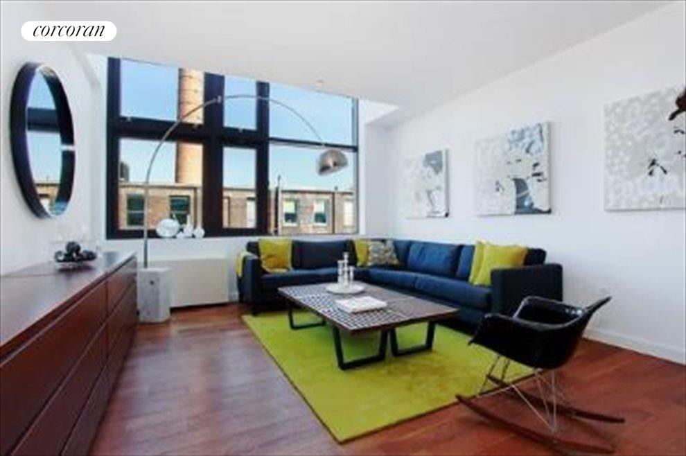 New York City Real Estate | View 70 Berry Street, #2E | 1 Bed, 1 Bath