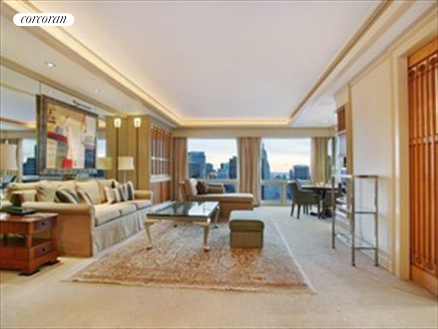 New York City Real Estate | View 721 Fifth Avenue, #59A | 2 Beds, 2 Baths