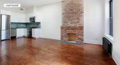 307 7th Street, 3L, Open Kitchen & Living