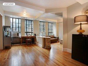 340 West 57th Street, 10G, Living Room