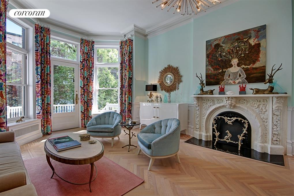 Corcoran 281 henry street brooklyn heights real estate for 2 montague terrace brooklyn heights