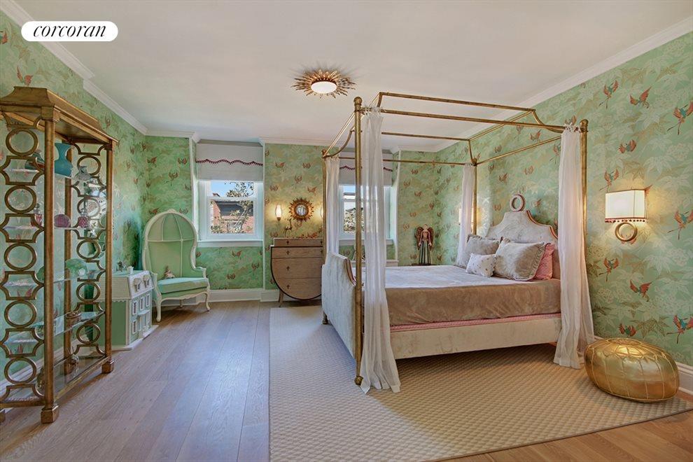 Fifth floor bedroom
