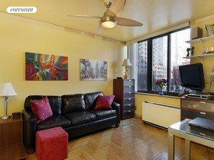 300 East 93rd Street, 3C, Living Room