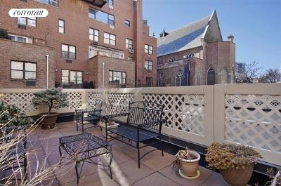 312 West 23rd Street, 2T, private terrace