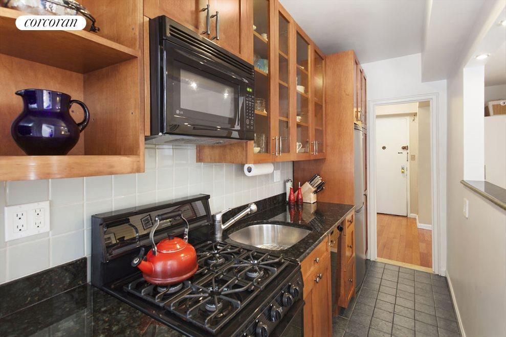 Renovated Pass-Through Kitchen