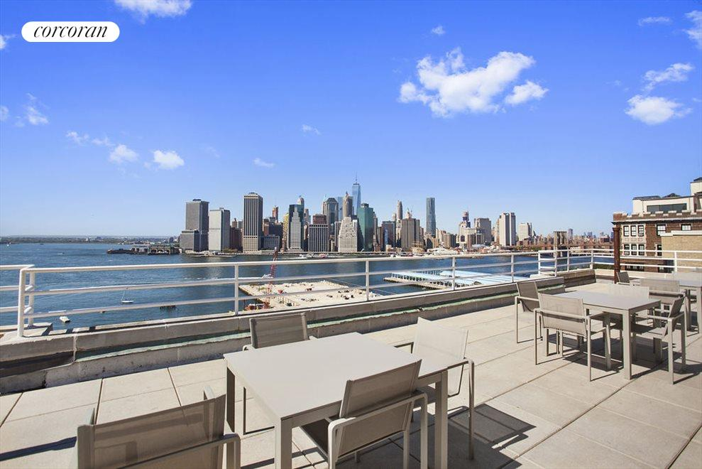 Best Roof Deck in the Heights!