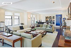 610 Park Avenue, PH16F, Living Room