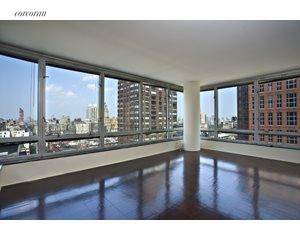 150 COLUMBUS AVE, 19F, Living Room