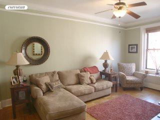 109 SEAMAN AVE, 3E, Living Room