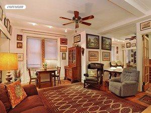 375 Riverside Drive, 1AA, Living Room