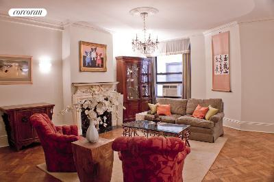 251 West 89th Street, 8D, Living Room