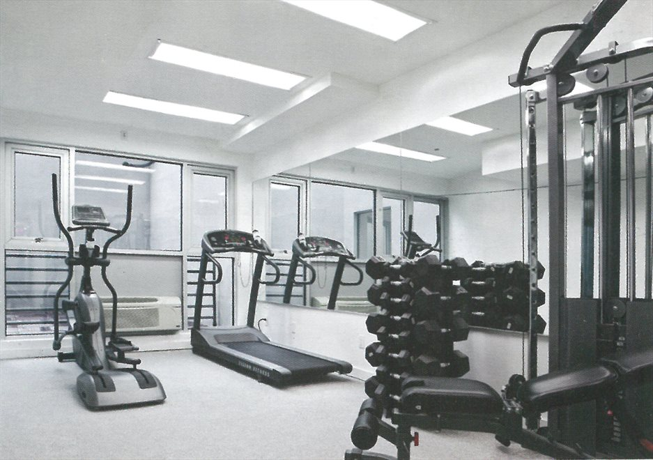 New York City Real Estate | View 655 Washington Avenue, #3A | Gym