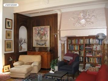 253 West 73rd Street, 2E, Living Room