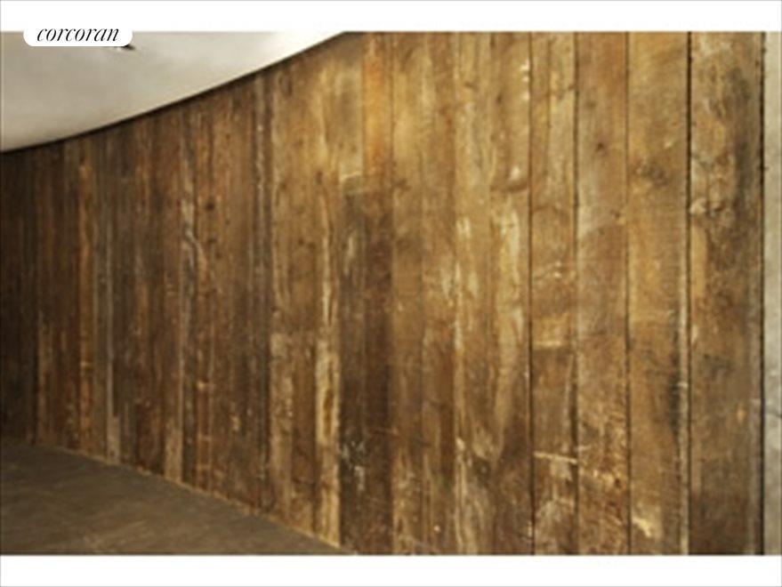Reclaimed Wood Detail
