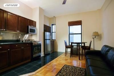 418 Central Park West, 46, open kitchen