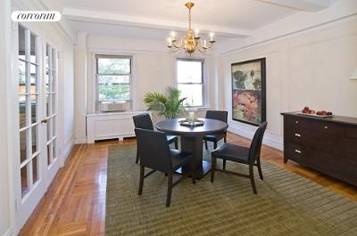 123 West 74th Street, Living Room