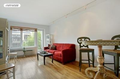 131 West 85th Street, 4E, Living Room