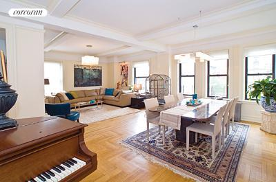 215 West 92nd Street, 4AB, Living Room